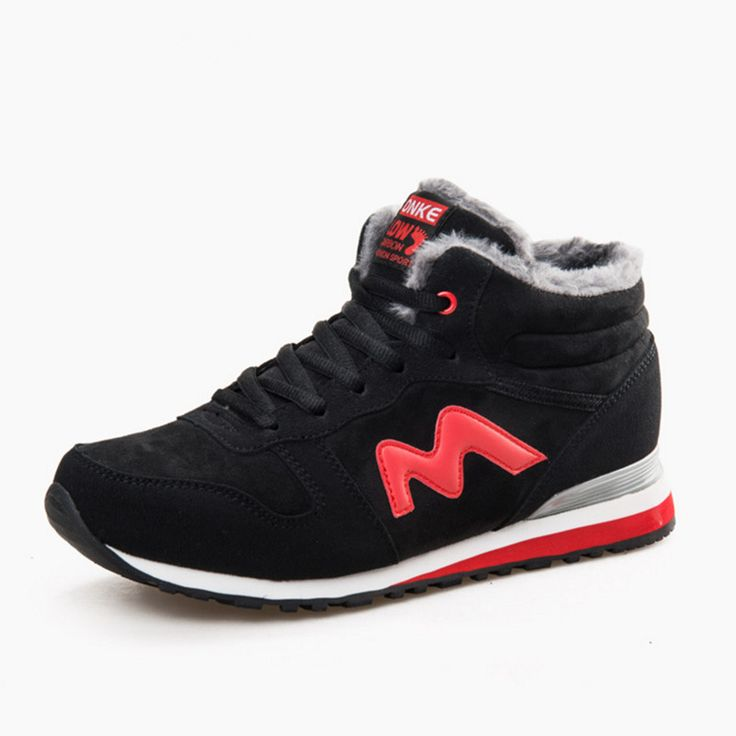 2016 men shoes sneakers Autumn Winter sports trainers thermal men's running shoes zapatillas deportivas hombre chaussures homme