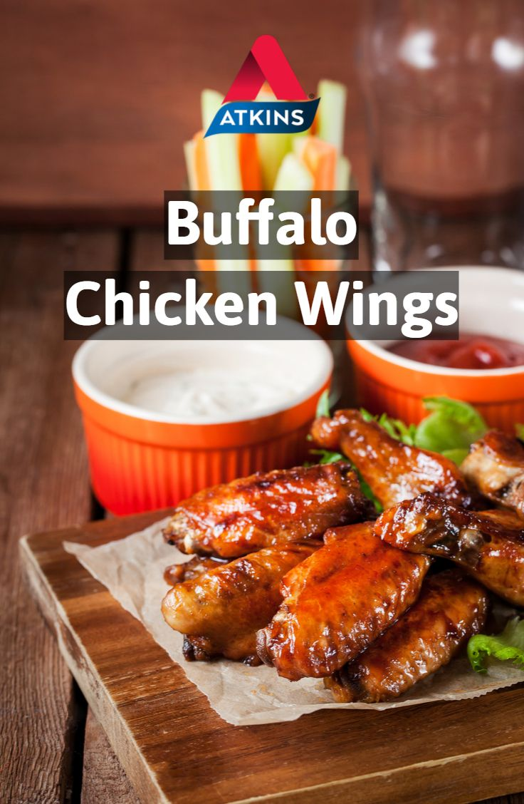 Buffalo Chicken Wings Recipe In 2020 Food Recipes Chicken