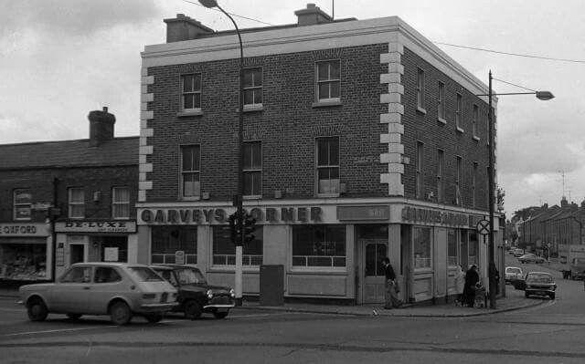 Leonards corner, Dublin, lreland.