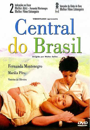 Em busca do pai de um menino órfão, descobriremos cenários do Rio de Janeiro, Pernambuco e Bahia no filme Central do Brasil.