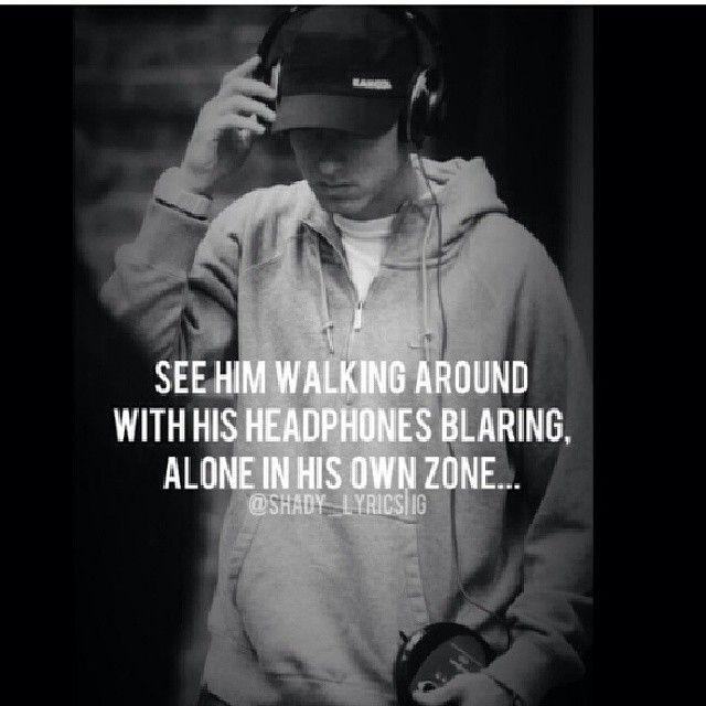 Eminem Song Lyric Quotes: 25+ Best Ideas About Beautiful Lyrics Eminem On Pinterest