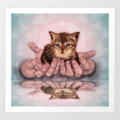 Possession Art Print by Sofia Azevedo - $18.00