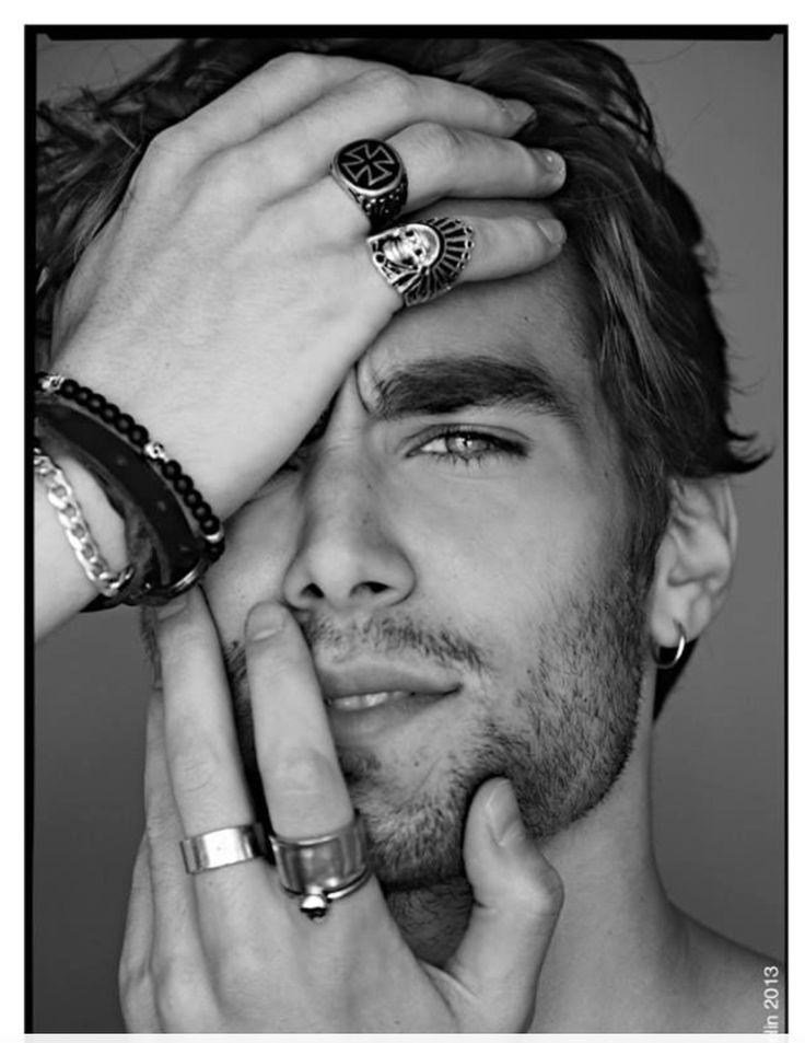3 bracelets homme , skulls , cuir , perles en bois .( économique ) : Bijoux pour hommes par made-with-love-in-aiacciu