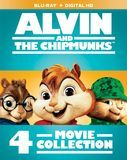 Alvin and the Chipmunks: 4-Movie Collection [Blu-ray] [4 Discs], 2334805