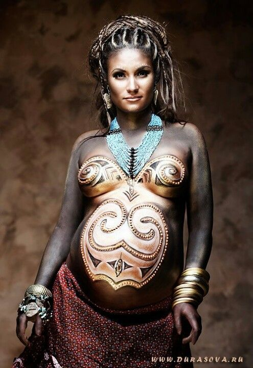 I just think this is beautiful!              Great Earth Mama
