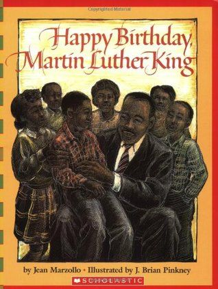 Happy Birthday, Martin Luther King