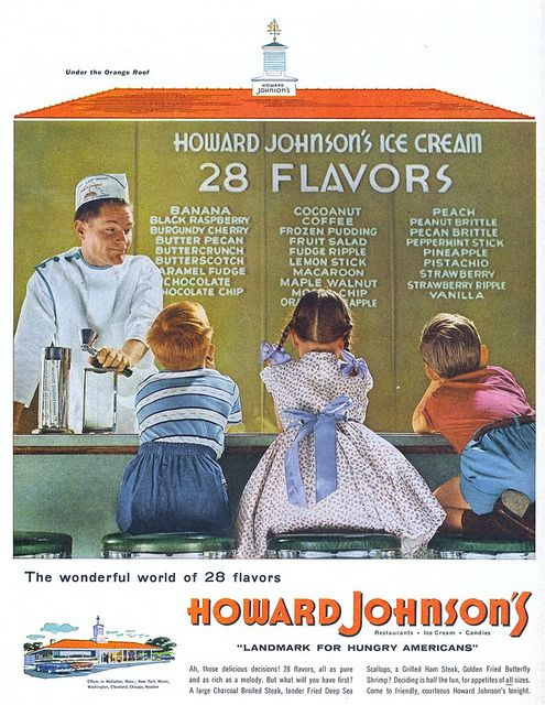 Howard Johnson's - 1955 Life