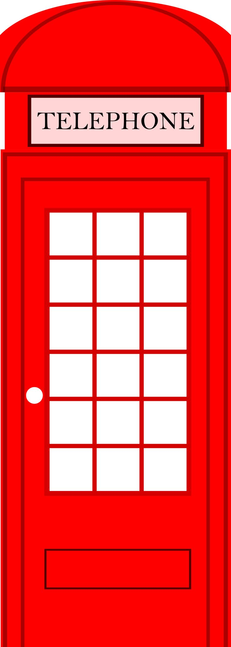 London Phonebooth by @sheikh_tuhin, A London Phonebooth., on @openclipart