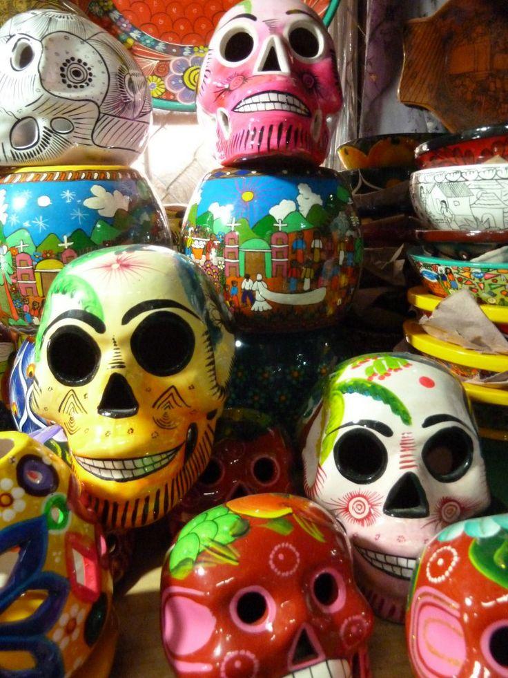 Zihautanejo: Oh, the colors of Mexico! Oh, los colores de México! - PointsandTravel.com