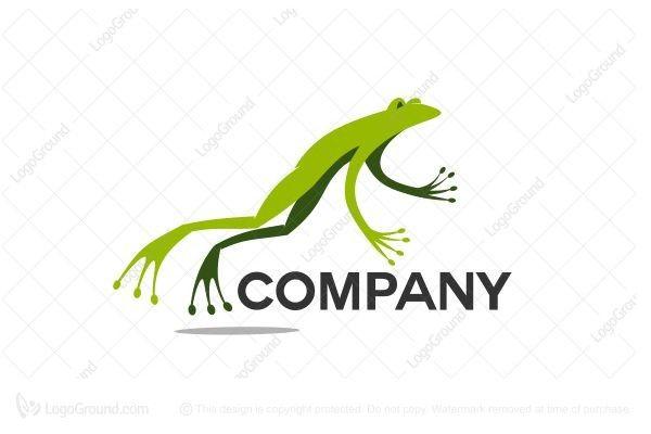 Logo for sale: Leap Frog Logo