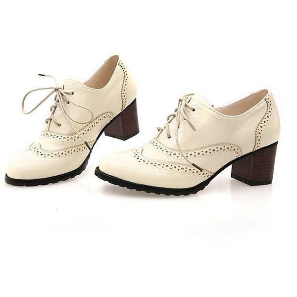 Vegan Oxford Shoes Women Pinterest
