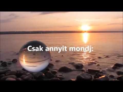 Ho'oponopono Tanfolyam - Ma utoljára árkedvezménnyel: www.HooponoponoWay.hu/ujrabudapest
