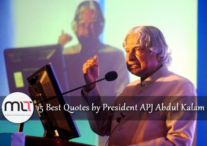 Apj Abdul Kalam Thoughts Book