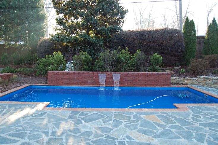 Pin by se mcclure on swimming hole pinterest for Pool design on a budget