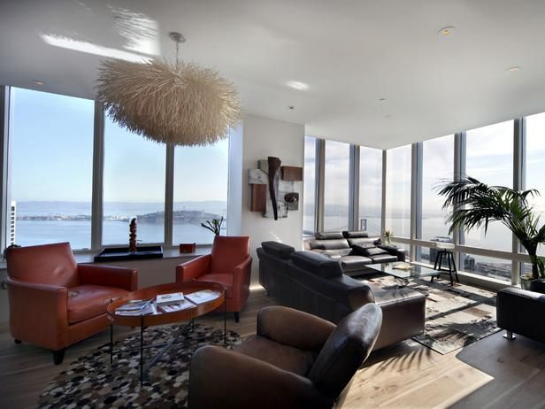 Million Dollar Rooms: San Francisco condo with a view!