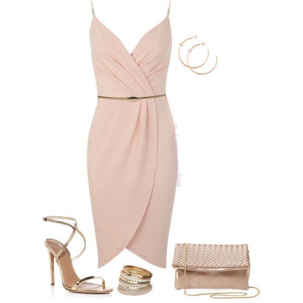 Miss Selfridge Dress by oribeauty-cosmeticos on Polyvore featuring moda, Miss Selfridge, Aquazzura, Deux Lux and Cartier