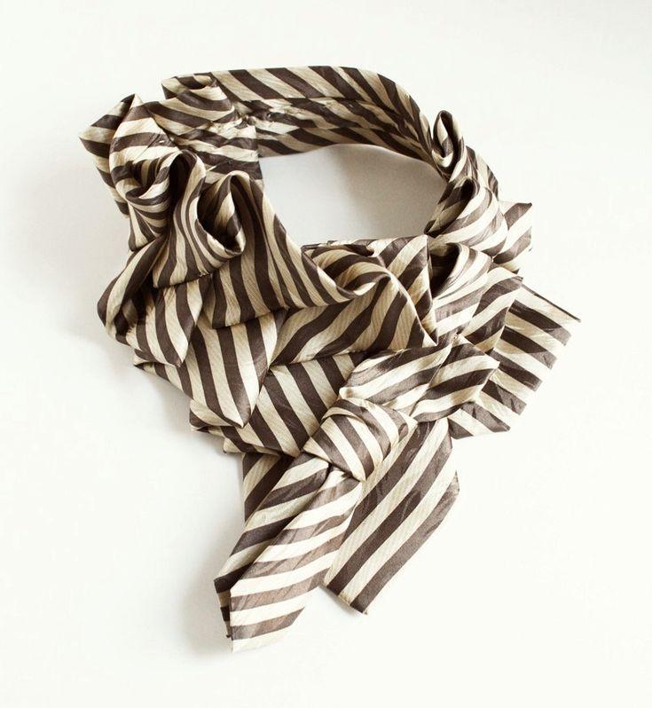 МИР РУКОДЕЛИЯ: Женский взгляд на мужской галстук... | Каталог