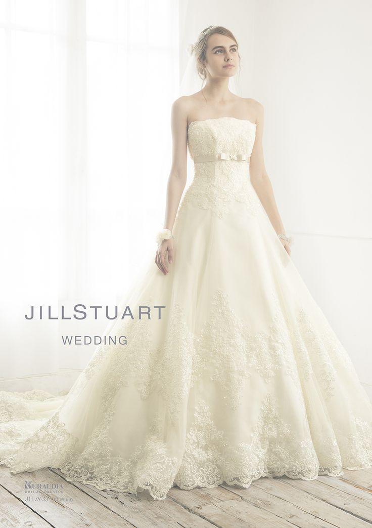 \ぜーんぶ見せます♡/プレ花嫁さんの憧れ、《JILLSTUART WEDDING》の新作ドレス7着を大公開♡にて紹介している画像