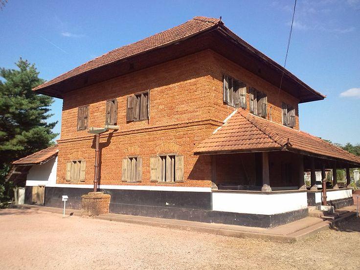 Kerala Village in India Landlord House house Pinterest