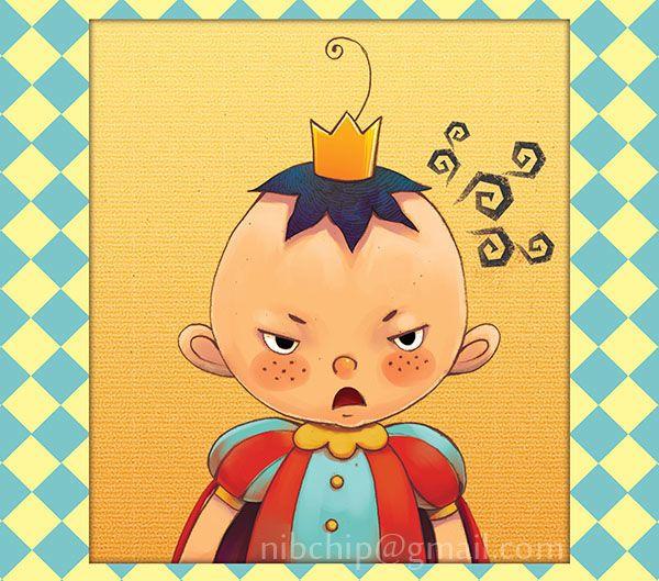 Prince of lies - illustration children on Behance