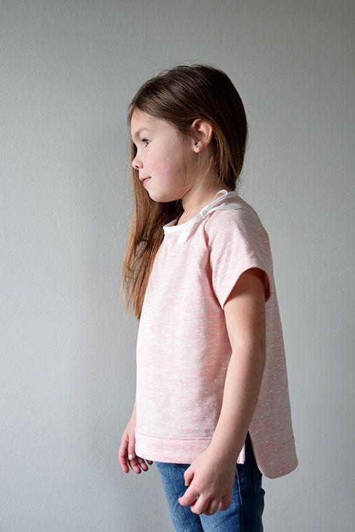 Molemieke's naaiblog: Een split, een strik en nog een split