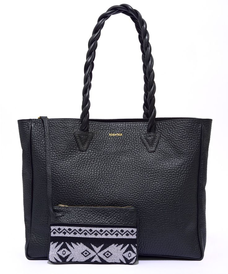 Tote obsession! everyday bag from Kon-Dor handbags!