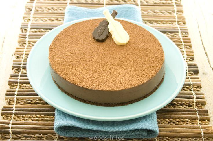 Receta de tarta fácil de chocolate