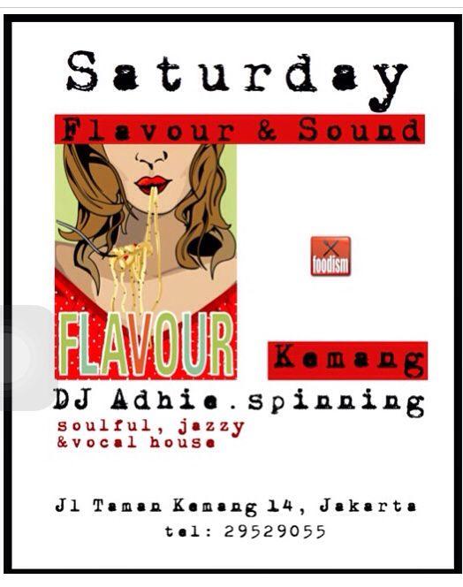 Saturday night with foodism kemang