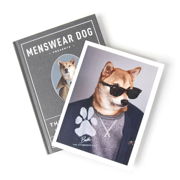 Presents From The Dog Part - 49: Menswear Dog Presents: The New Classics, Exclusive Signed Copy With Bonus  Headshot