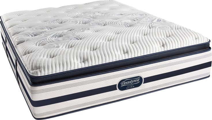 BeautyRest Recharge Ponder Luxury Firm Pillow Top Mattress