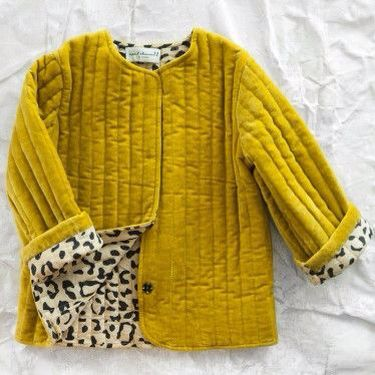 Yellow and cute!