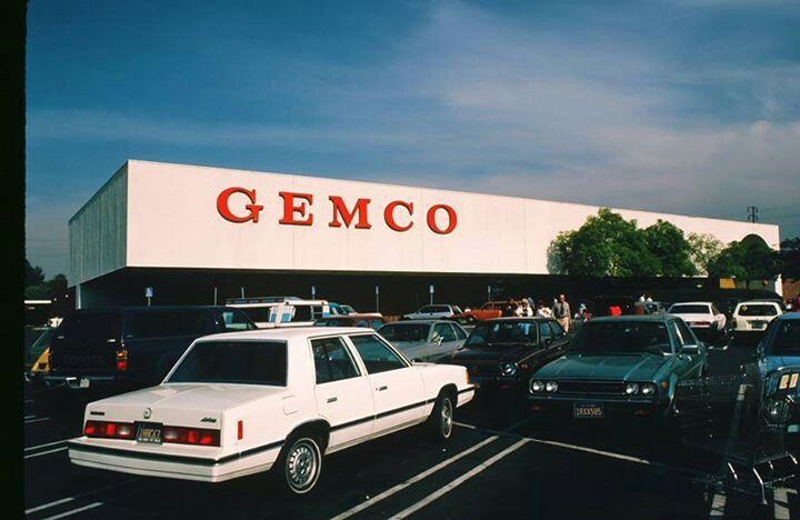 1986 Gemco, Northridge...  No more
