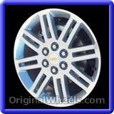 GMC Acadia 2011 Wheels & Rims Hollander #7063 #GMC #Acadia #GMCAcadia #2011 #Wheels #Rims #Stock #Factory #Original #OEM #OE #Steel #Alloy #Used