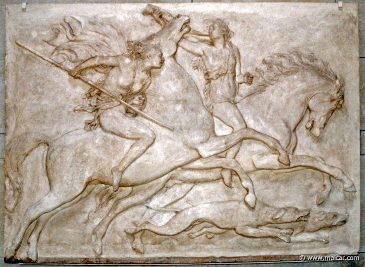 Theseus - Greek Mythology Link