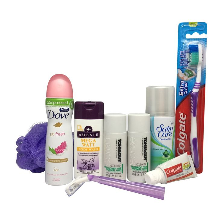 how to pack toiletries for travel