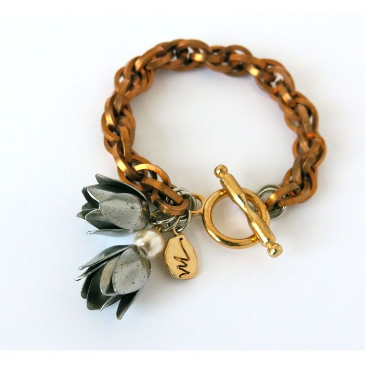 FOR THE GEM IN YOUR LIFE: Late Bloom Bracelet by MoonRox