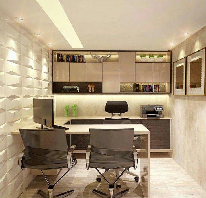 1000 Images About Home Office On Pinterest: 7 Melhores Imagens De Móveis Planejados Para Escritório No