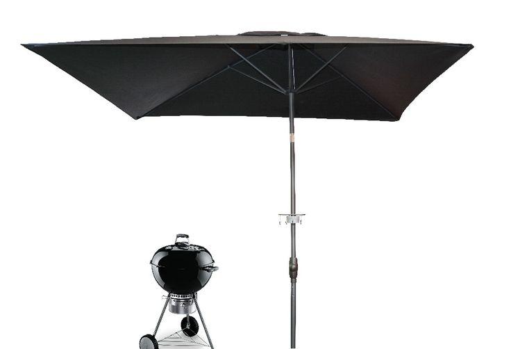 Barbecue parasol