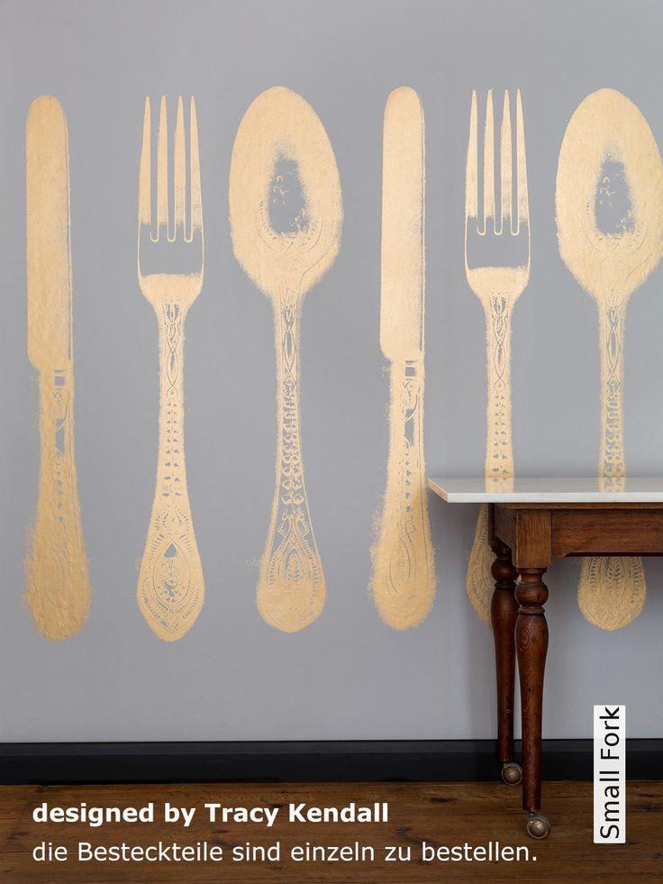 122 best wallpaper   Tapeten images on Pinterest Patterns, Wall - tapeten für küche