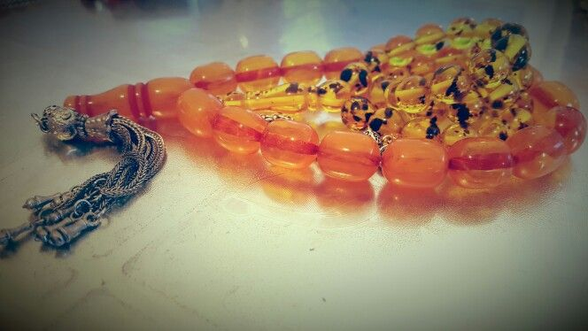Rosary amber (kehrubar tesbih) 1000€