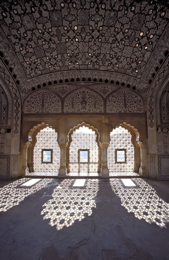 Amber Palace in Jaipur, India