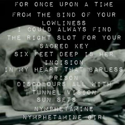 Nymphetamine