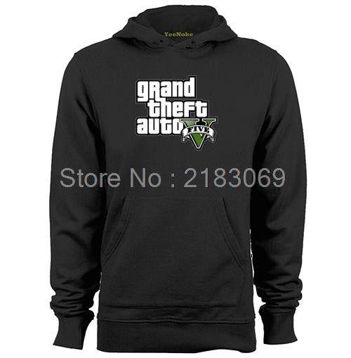 Grand Theft Auto 3D XBOX Gta 5 Mens & Womens Games Unique Design Hoodies