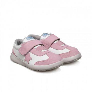 Dětská obuv : Tipsy pink + ponožky zdarma