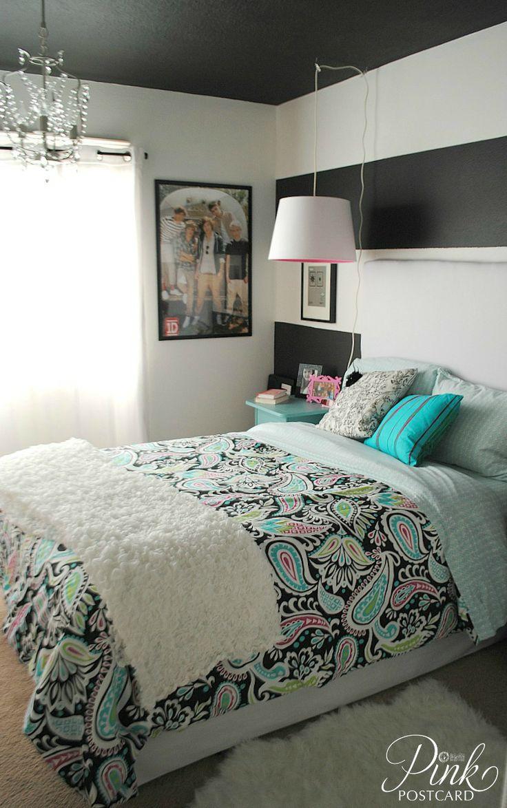 Best 25 Cute teen bedrooms ideas on Pinterest  Cute room ideas Cute teen rooms and Room goals