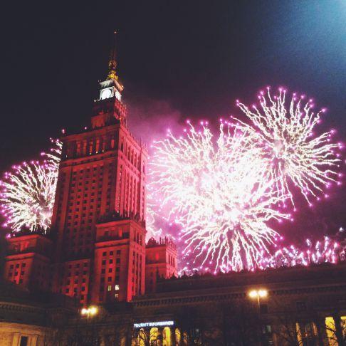 Finał WOSP w Warszawie i światełko do nieba