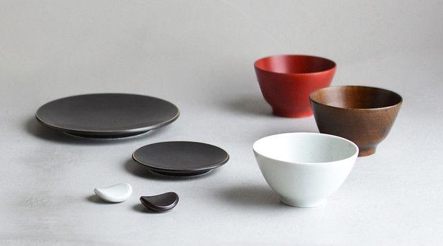 KINTO HIBI 茶碗・漆椀 - KINTO(キントー)   キナリノモール