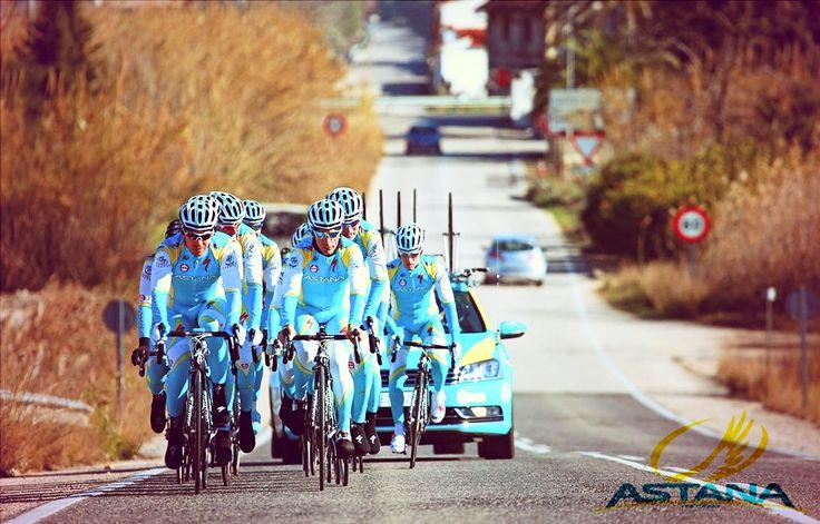 Team ASTANA║PRO CYCLING