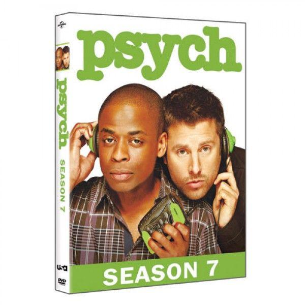Psych: Season Seven (Comedy/Crime/TV Series)