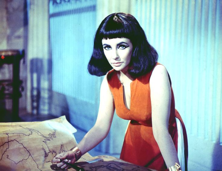 Cleopatra 1963 - Elizabeth Taylor Photo (16282283) - Fanpop